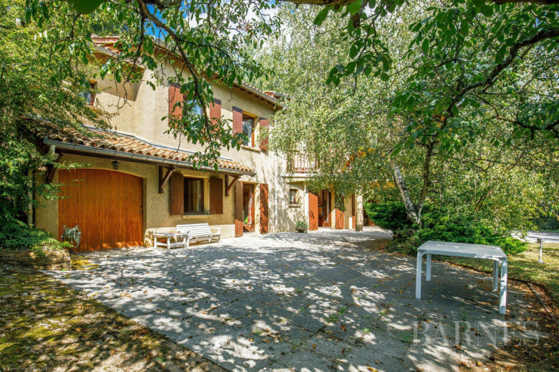 Deluxe sale house / villa Limonest 850000€ - Picture 1