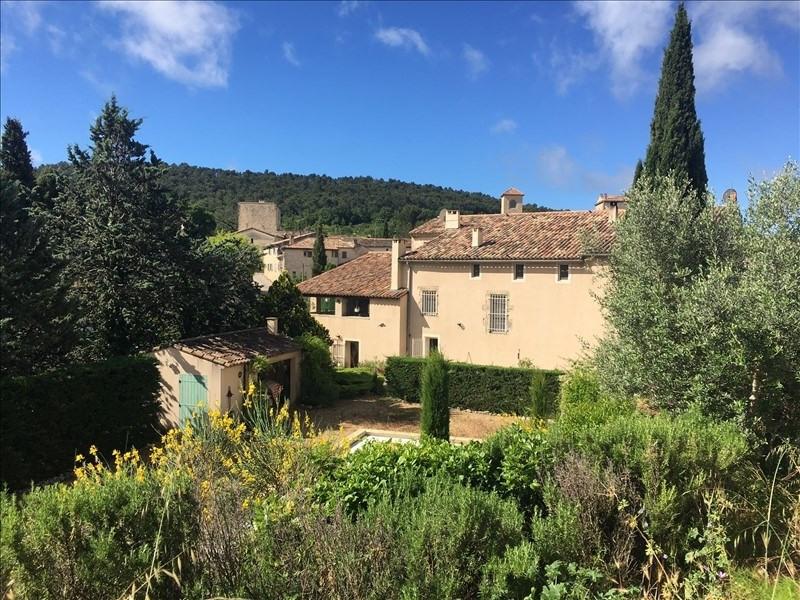 Vente de prestige maison / villa La bastide des jourdans 1450000€ - Photo 1
