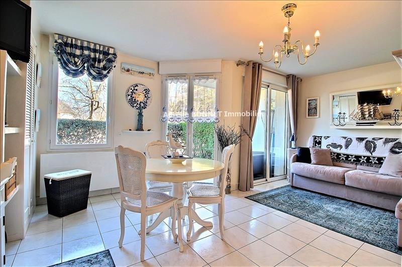 Vente appartement Tourgeville 148400€ - Photo 2