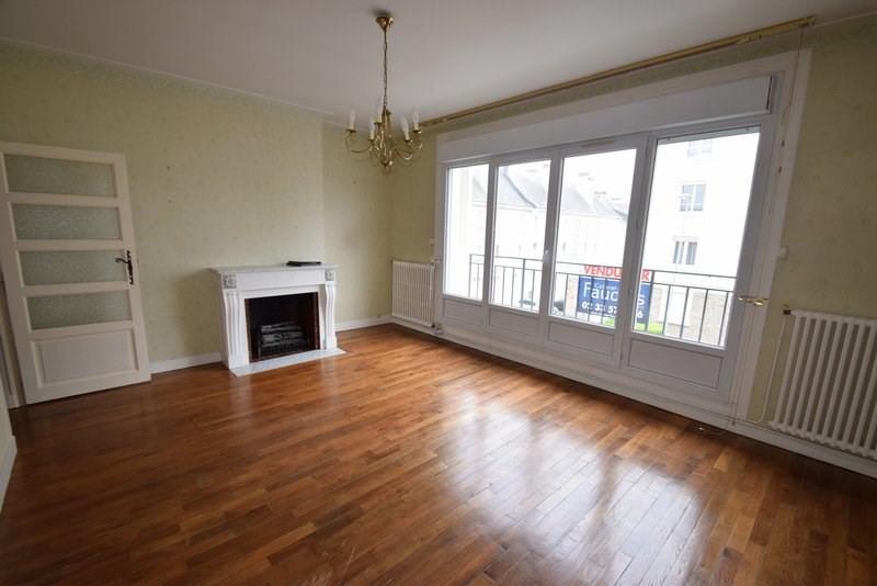 Sale apartment St lo 114000€ - Picture 1