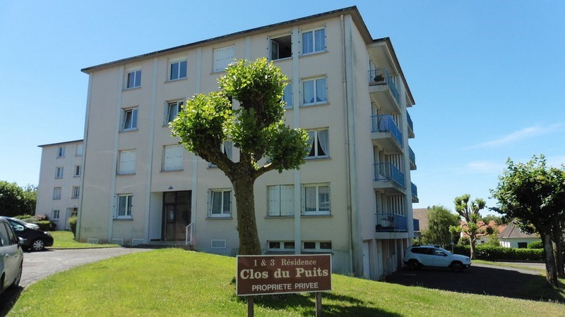 Vente appartement Coutances 78 000€ - Photo 1