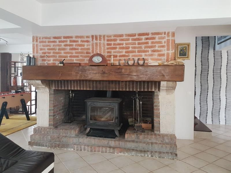 Vente de prestige maison / villa St lubin en vergonnois 614250€ - Photo 1