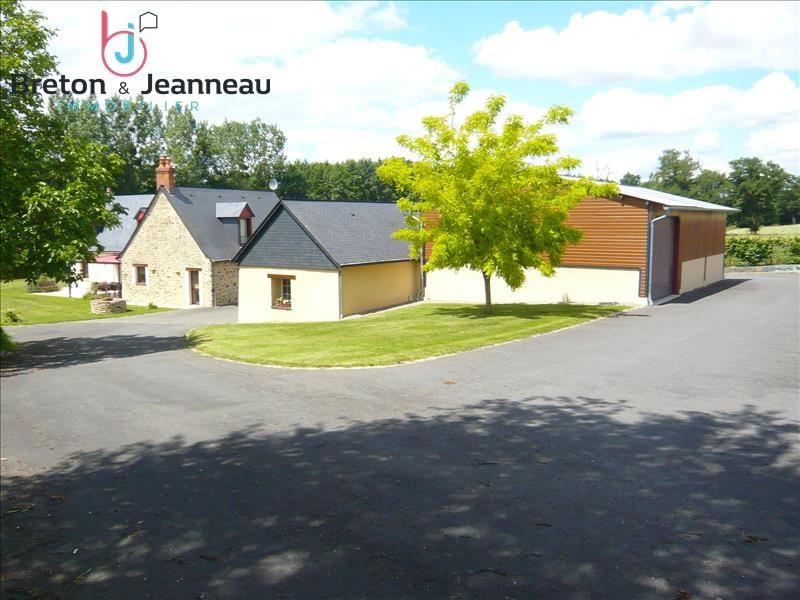 Sale house / villa Quelaines st gault 374400€ - Picture 2