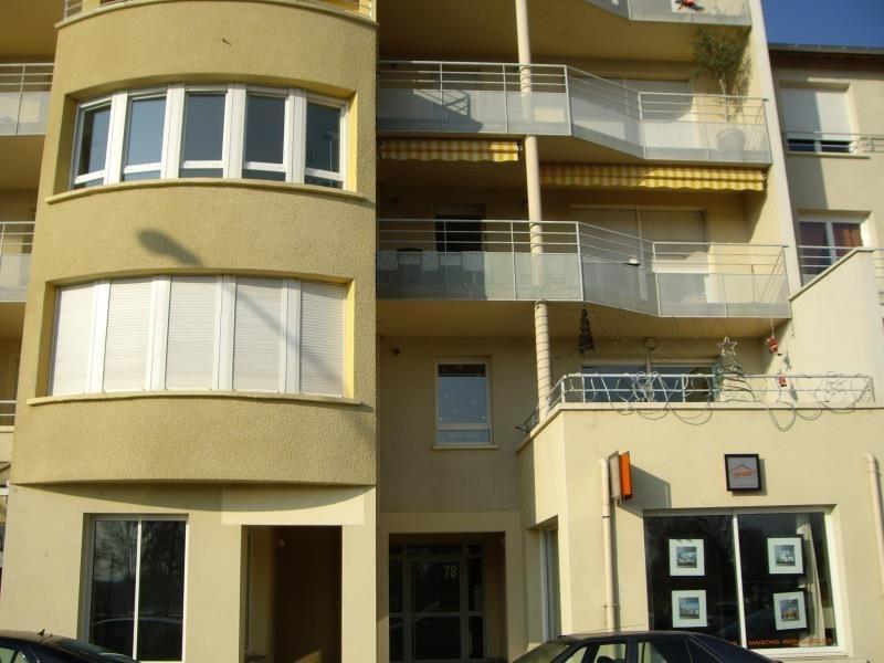 Location appartement Roanne 424€ CC - Photo 2