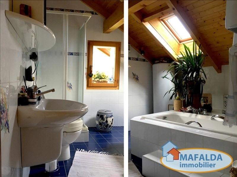 Vente maison / villa Mont saxonnex 499000€ - Photo 3