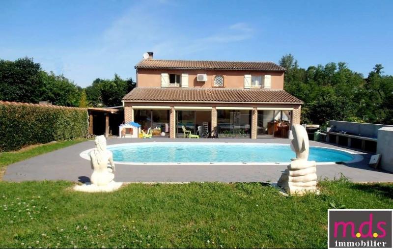 Sale house / villa Castelginest secteur 390000€ - Picture 3