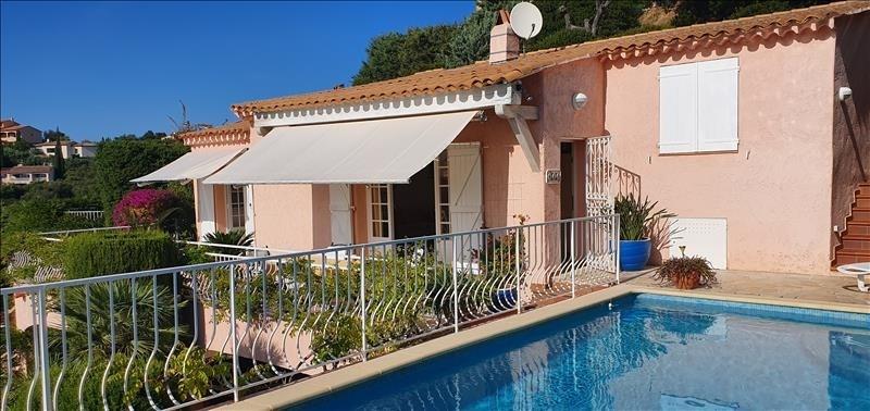 Deluxe sale house / villa Les issambres 630000€ - Picture 11