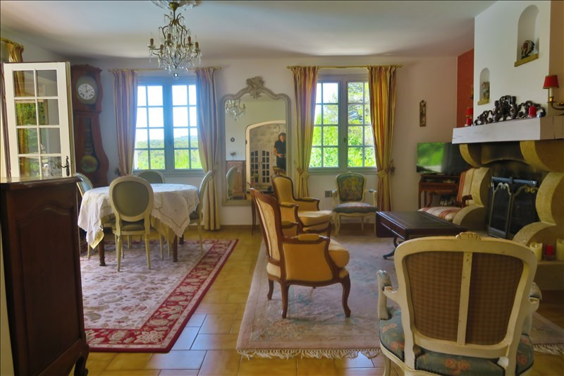 Deluxe sale house / villa Rognes 620 000€ - Picture 9