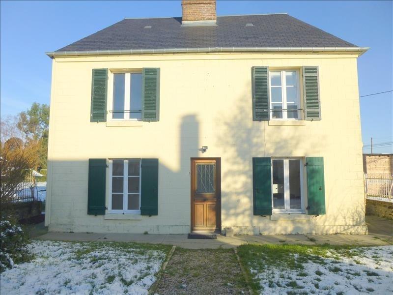 Vente maison / villa Honfleur 220500€ - Photo 1