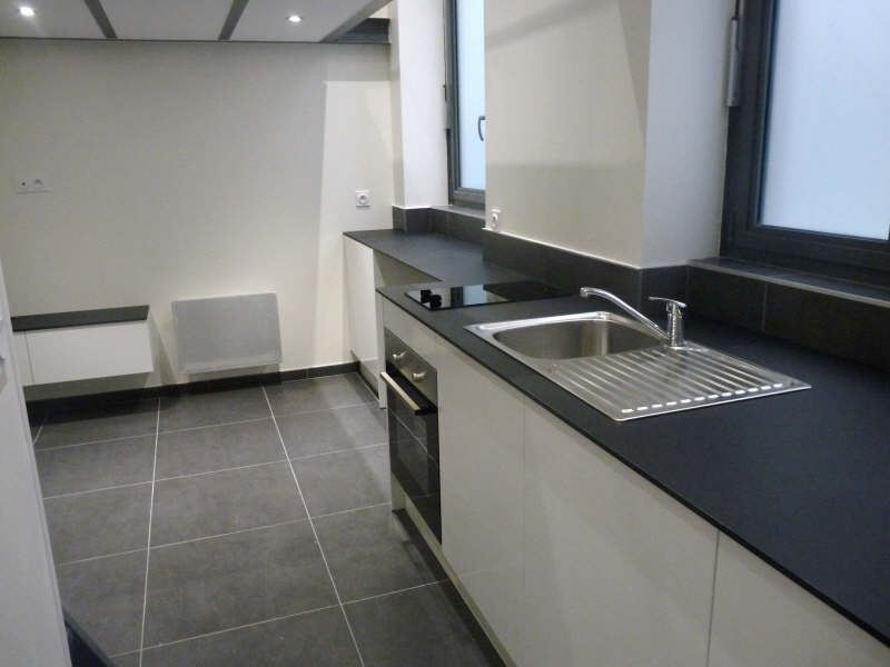 Rental apartment Lyon 2ème 652€ CC - Picture 1