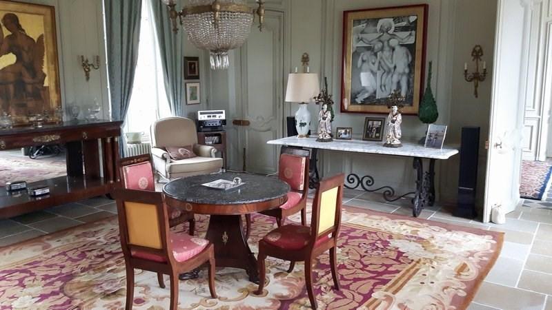 Immobile residenziali di prestigio castello Villedieu les poeles 1950000€ - Fotografia 10