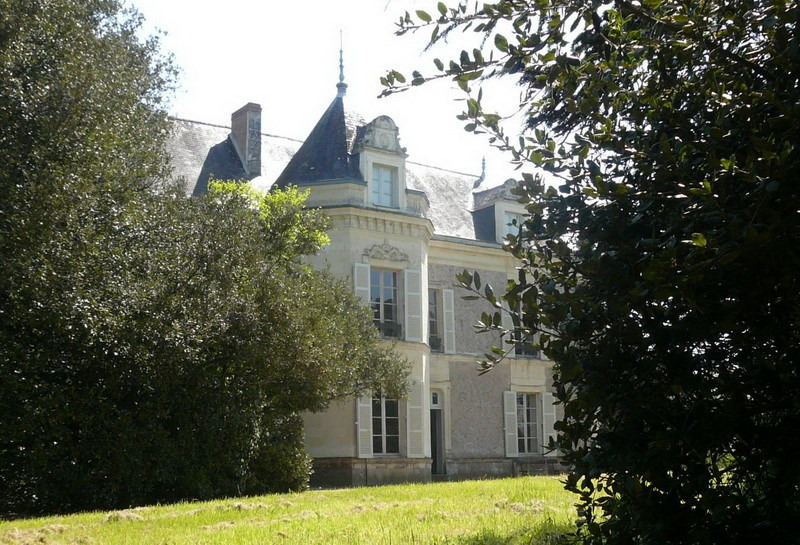 Deluxe sale chateau Angers 25 mn 1 050 000€ - Picture 2