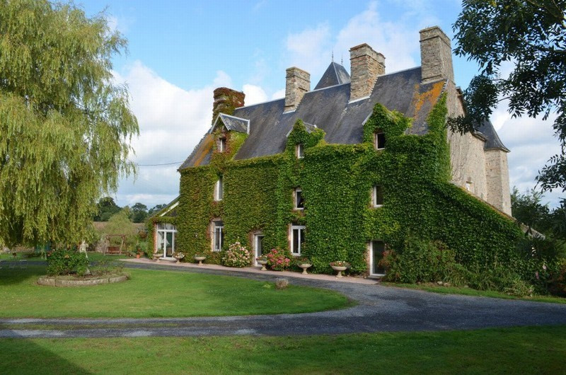 Vente de prestige château Pont hebert 892 500€ - Photo 3