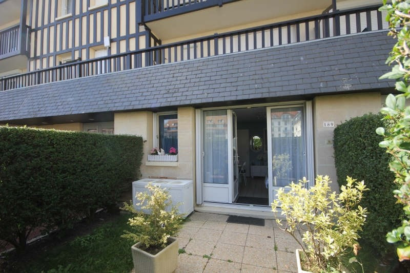 Sale apartment Villers sur mer 92 000€ - Picture 1