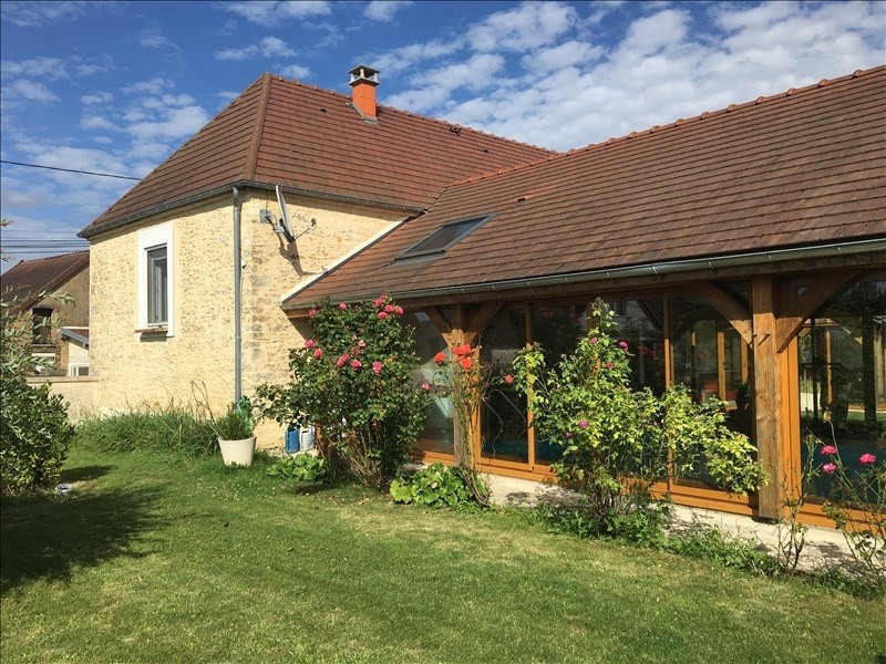 Vente maison / villa Villiers vineux 390 000€ - Photo 2