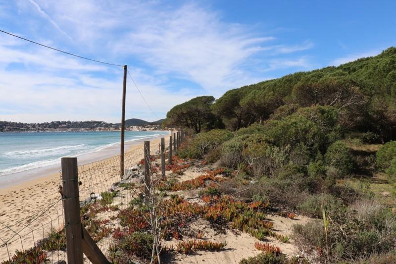 Location vacances maison / villa Cavalaire sur mer 1300€ - Photo 2