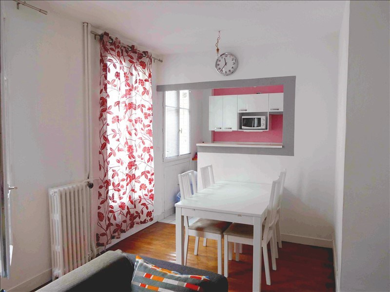 Location appartement Levallois perret 1200€ CC - Photo 2