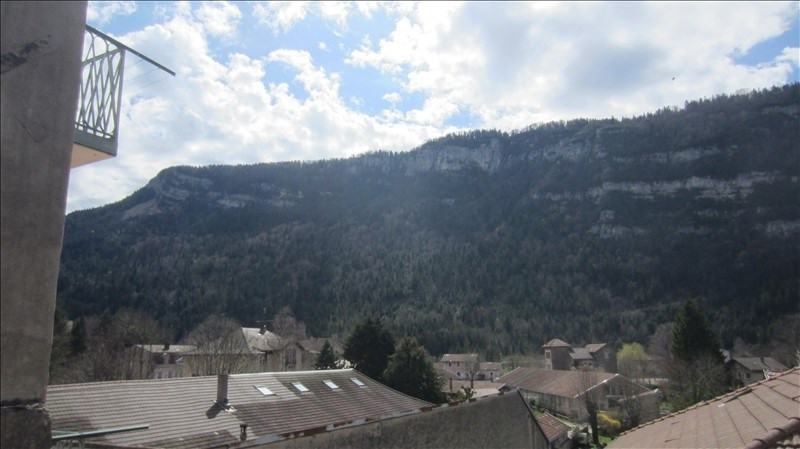 Sale apartment Nantua 109 000€ - Picture 1