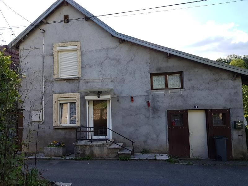 Vente maison / villa Lougres 80000€ - Photo 1