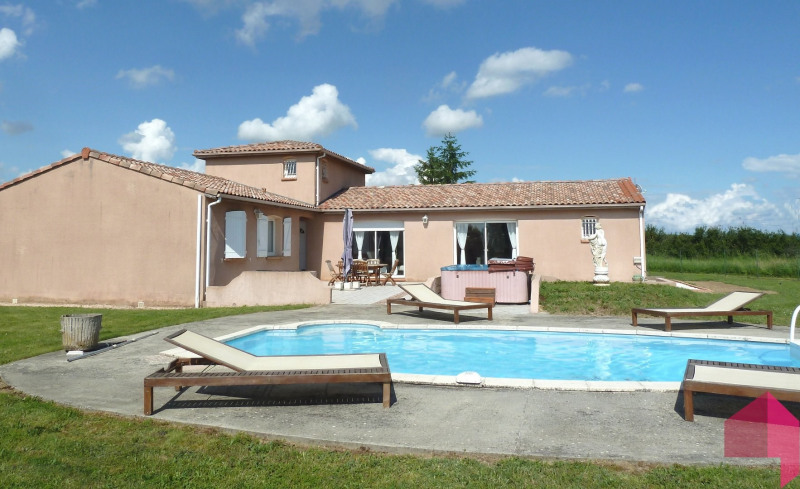 Sale house / villa Labastide beauvoir 345 000€ - Picture 1