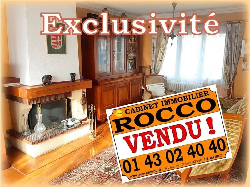 Vente maison / villa Le raincy 398 000€ - Photo 5