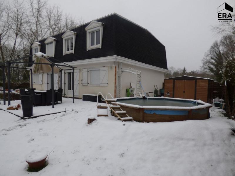 Sale house / villa Lesigny 371000€ - Picture 1
