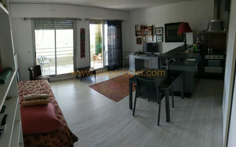 Viager appartement Nîmes 40 000€ - Photo 2