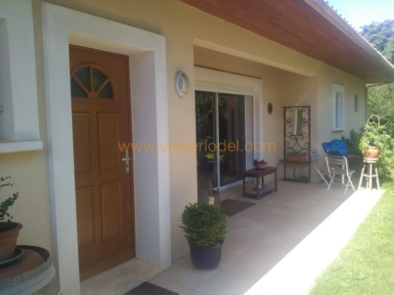Life annuity house / villa Bellegarde 45 000€ - Picture 7