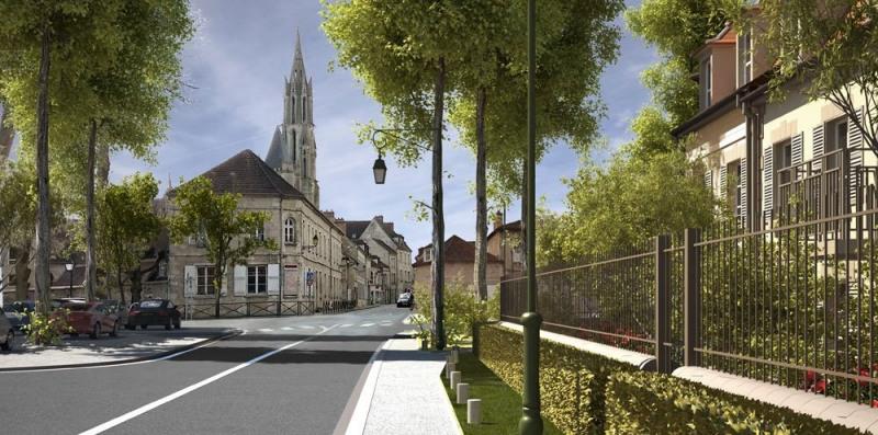 Vente appartement Senlis 205000€ - Photo 1