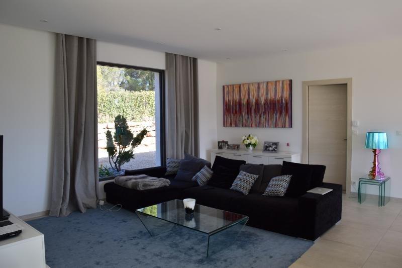 Vente maison / villa Eguilles 1120000€ - Photo 10