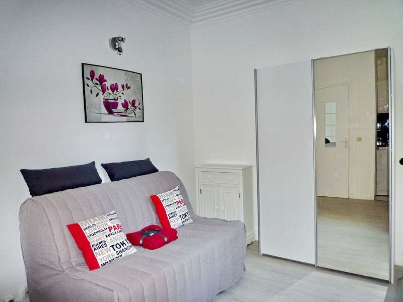 Rental apartment Nice 450€ CC - Picture 2