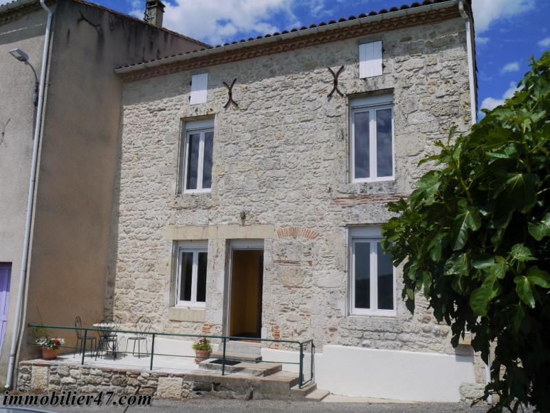 Maison de village montpezat - 4 pièces - 91 m²
