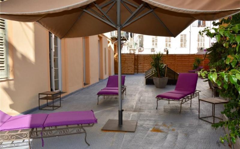 Vente de prestige appartement Nice 595000€ - Photo 10