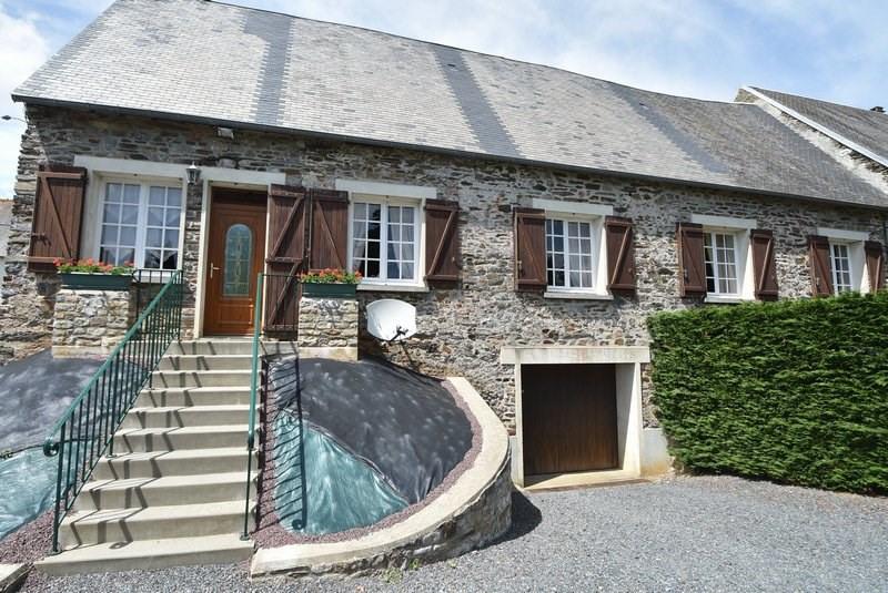 Sale house / villa Airel 134000€ - Picture 1