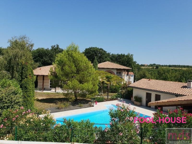 Vente de prestige maison / villa Rouffiac-tolosan 660000€ - Photo 1