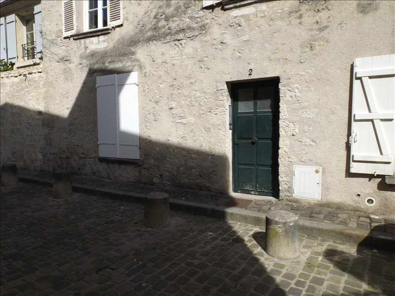 Rental apartment Senlis 630€ CC - Picture 1