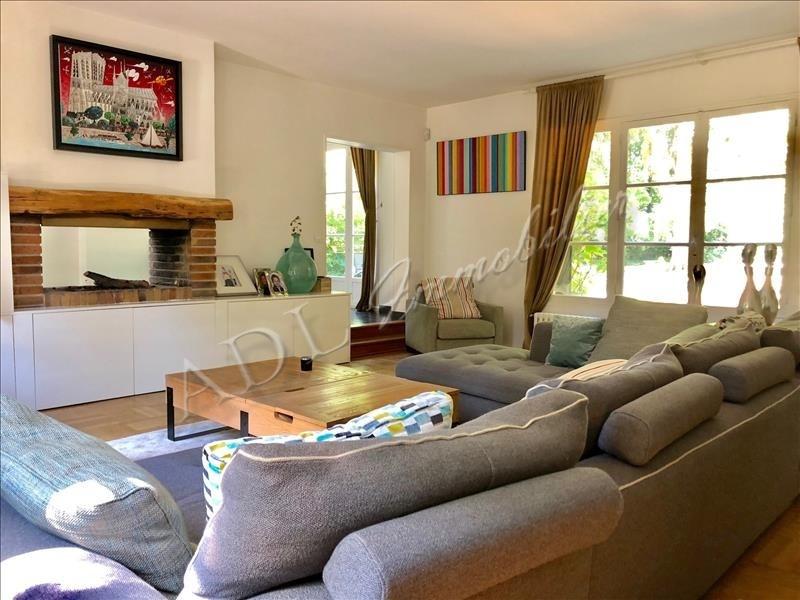 Deluxe sale house / villa Lamorlaye 599000€ - Picture 6