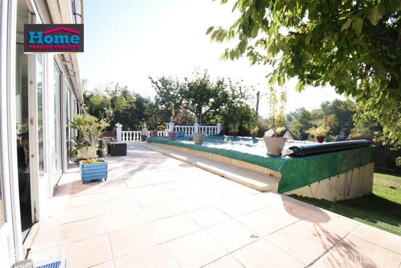 Sale house / villa Osny 549000€ - Picture 2