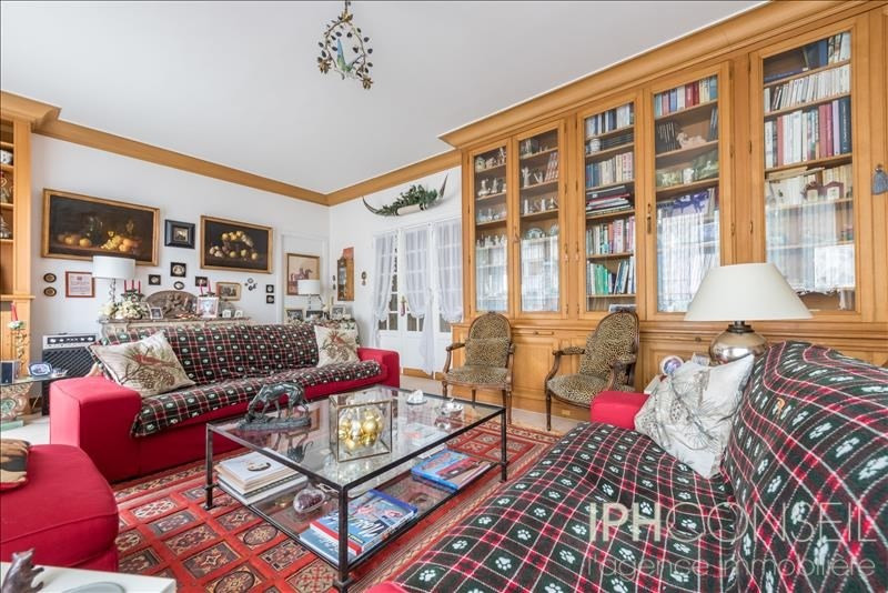 Vente de prestige appartement Neuilly sur seine 1830000€ - Photo 2