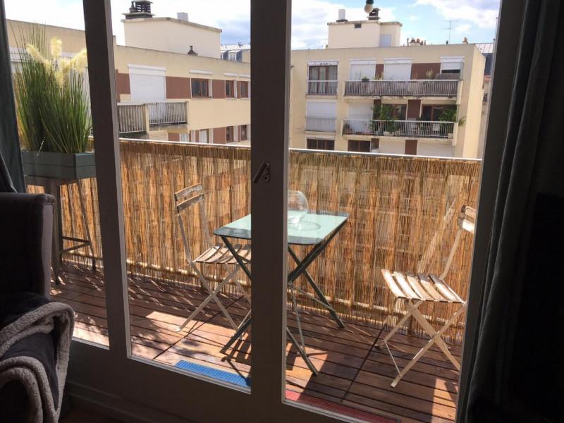 Rental apartment Paris 18ème 2500€ CC - Picture 4