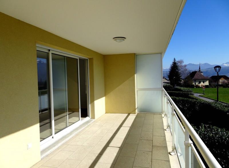 Vente appartement Cornier 215000€ - Photo 1