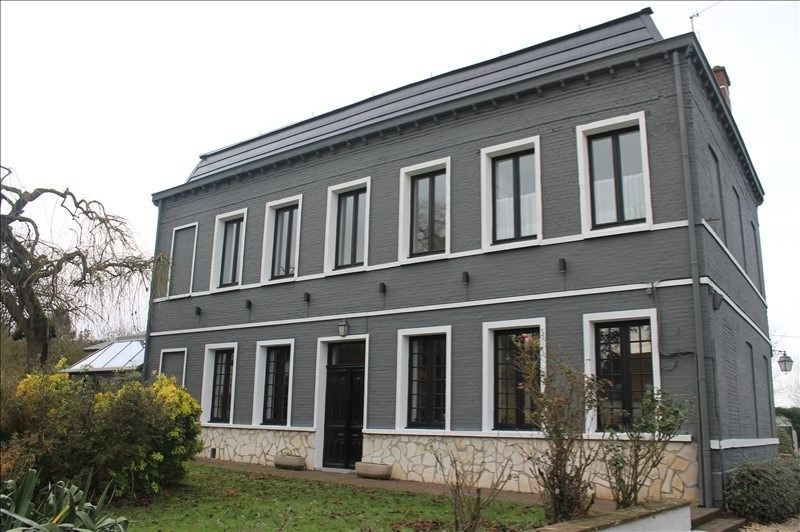 Vente maison / villa Oisy le verger 370000€ - Photo 1