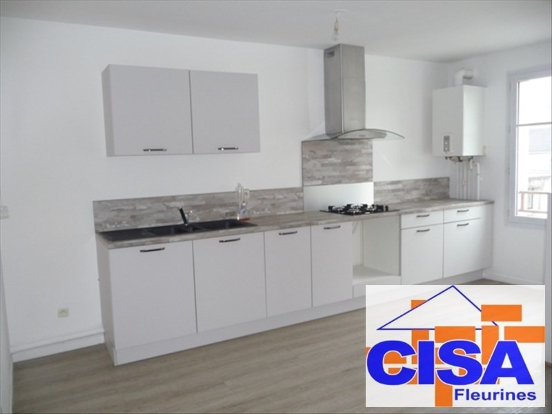 Rental apartment Fleurines 650€ CC - Picture 4
