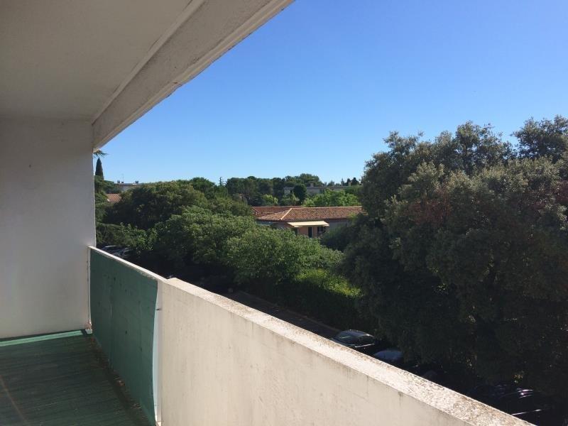 Locação apartamento Montpellier 450€ CC - Fotografia 3