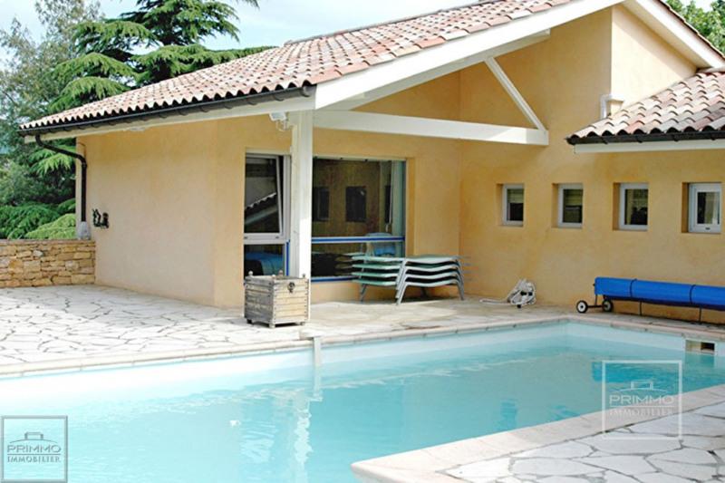 Vente de prestige maison / villa Collonges au mont d or 1050000€ - Photo 3