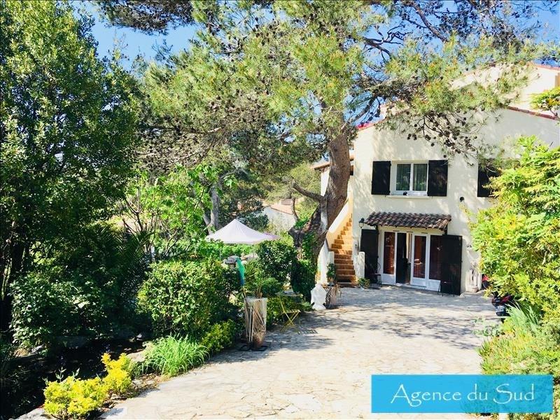 Vente maison / villa Carnoux en provence 550000€ - Photo 1