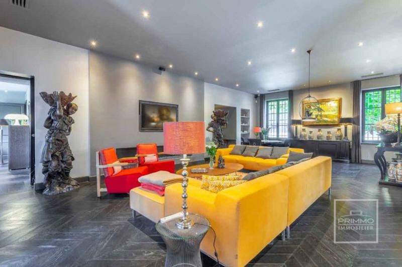 Vente de prestige maison / villa Saint cyr au mont d'or 2600000€ - Photo 7