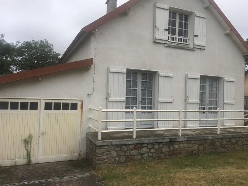 Vente maison / villa Pirou 157750€ - Photo 1