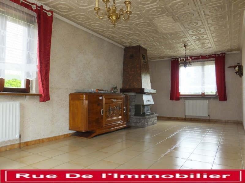 Sale house / villa Dambach 152900€ - Picture 2