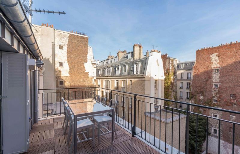 Rental apartment Paris 16ème 3000€ CC - Picture 1